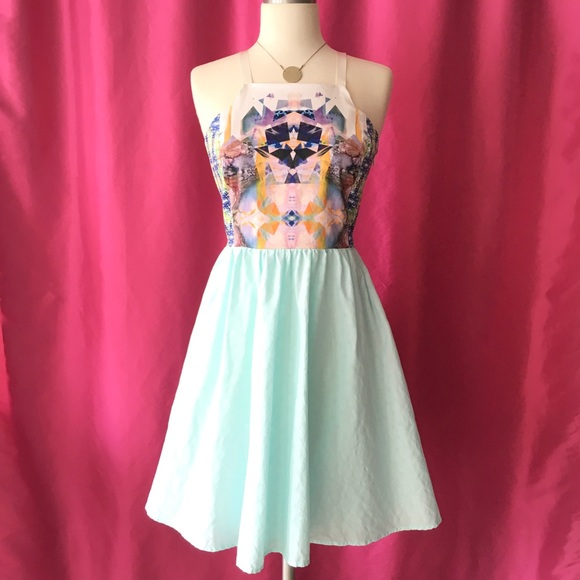 Hannah Goff Dresses & Skirts - 🌻🌻SALE🌻🌻Hannah Goff Kaleidoscope Dress